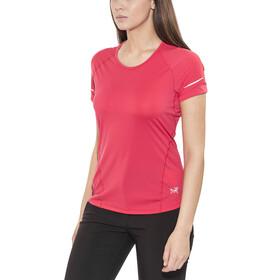Arc'teryx Motus t-shirt Dames rood